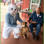 Wayne Allen, Butter, and the Easter Bunny