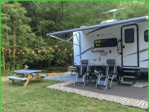 Relax at Grand View Campground