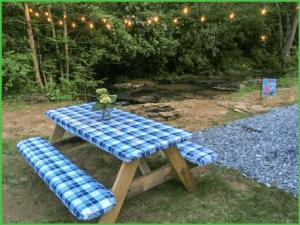 Make You Picnic Pleasant at Grand View Campground