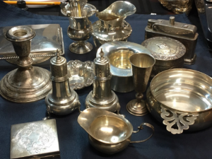 Sterling assortment