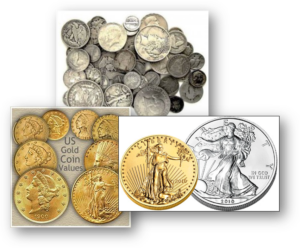 Selling Gold and Silver Coins