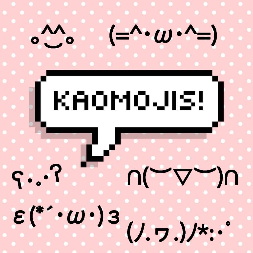 Kawaii Emoji Best Kawaii Japanese Smiley Kaomoji