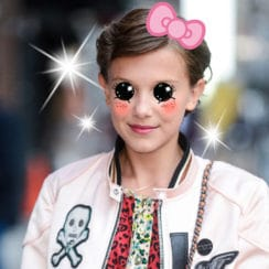 eleven stranger things kawaii (cute) edition