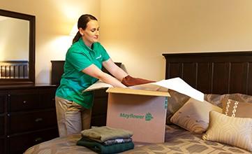 Mayflower Bedroom Packing Tips