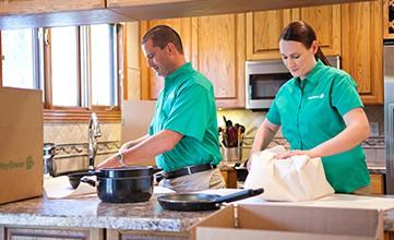 Mayflower Kitchen Packing Tips