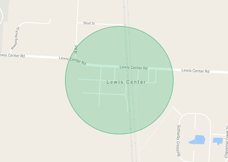 Lewis Center, OH