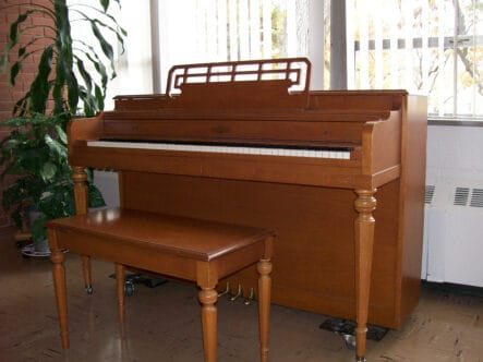 Moving Review: Piano Move for Repeat Customer in Jackson, Ohio