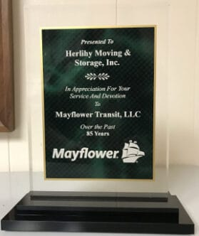 Celebrating 85 Years with Mayflower
