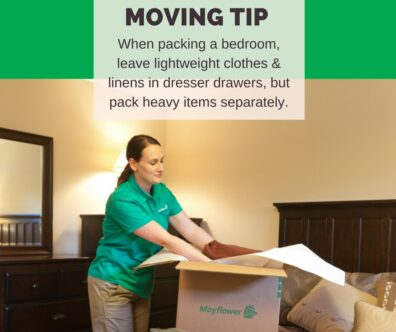 Moving Tips: Packing Furniture with Drawers