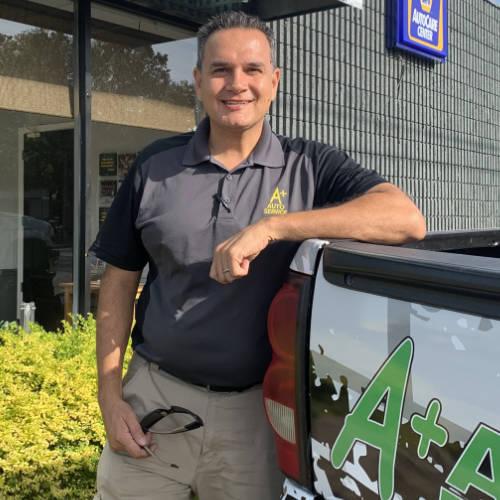 Jaime A+ Auto Service - Service Manager North Charleston