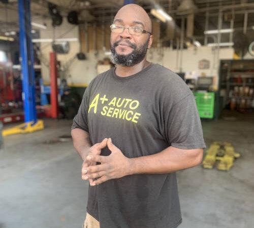 Mitchell A+ Auto Service Shop Foreman North Charleston SC