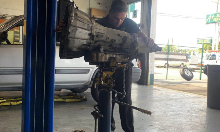 Transmission Repair A+ Auto Service - Summerville & North Charleston