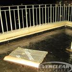 Balcony Waterproofing use