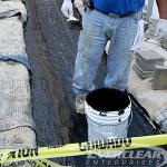 Plaza Deck Waterproofing use