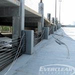 Vehicular Barrier Cable System Repairs use