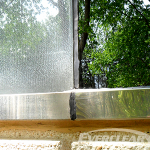 Window Frame_Mullion Cleaning & Protection use