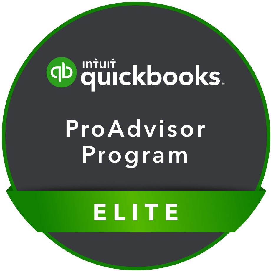 QuickBooks Certified ProAdvisor - Elite