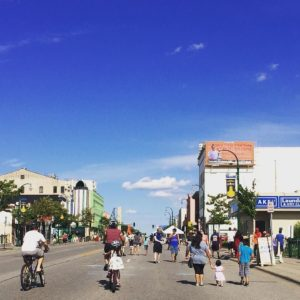 Open Streets 2017—now with more Minnehaha Avenue