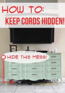 Hide Electronic Cords
