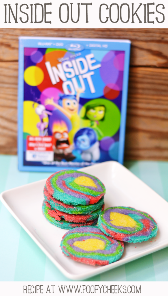 Inside Out Cookie Recipe