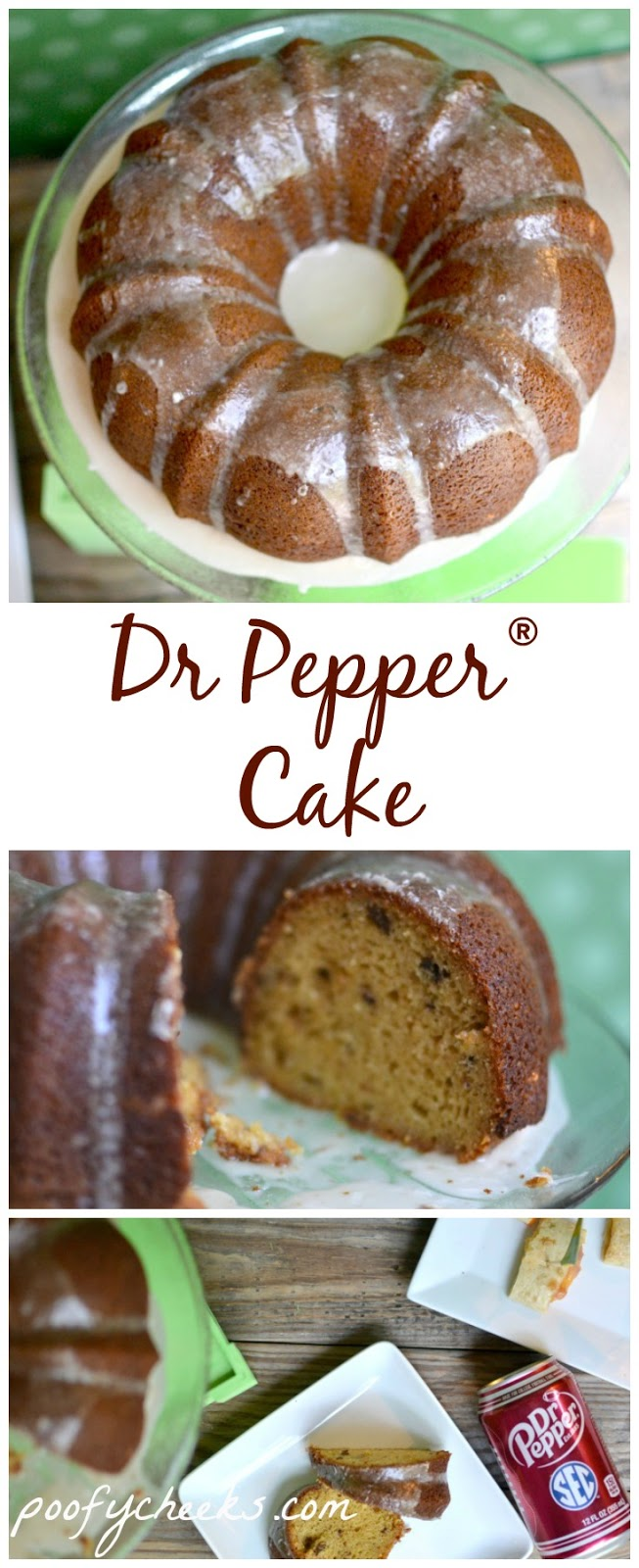 Dr. Pepper Cake Recipe - a family favorite dessert for when we all gather together.