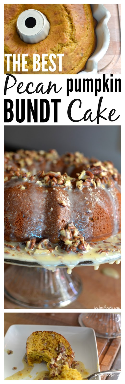 Pumpkin Bundt Cake Recipe - The best fall bundt cake.
