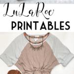 LuLaRoe Printables