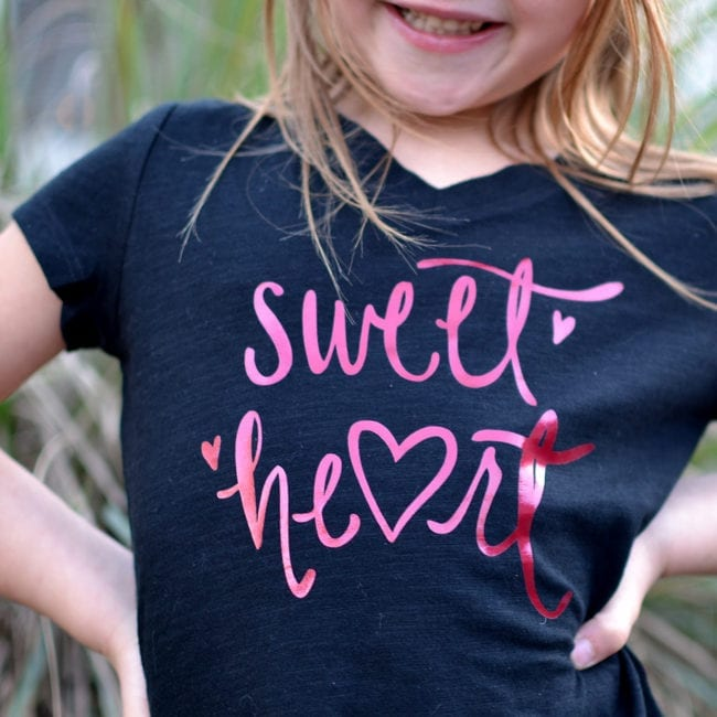 Sweet Heart Cut File. Free SVG and DXF cut file for silhouette and cricut machines.