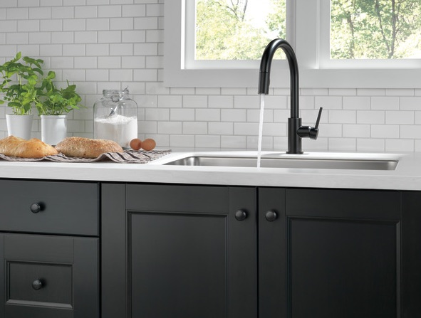 Farmhouse Style Kitchen Faucet - Vote for The House That Votes Built