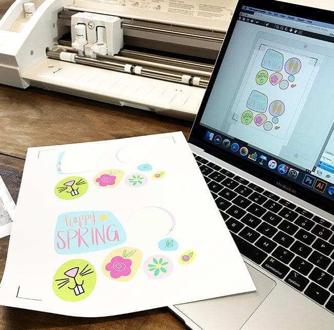 Free Easter Cut files for Silhouette and Cricut cutting machines. Find loads of free cut files on this site!