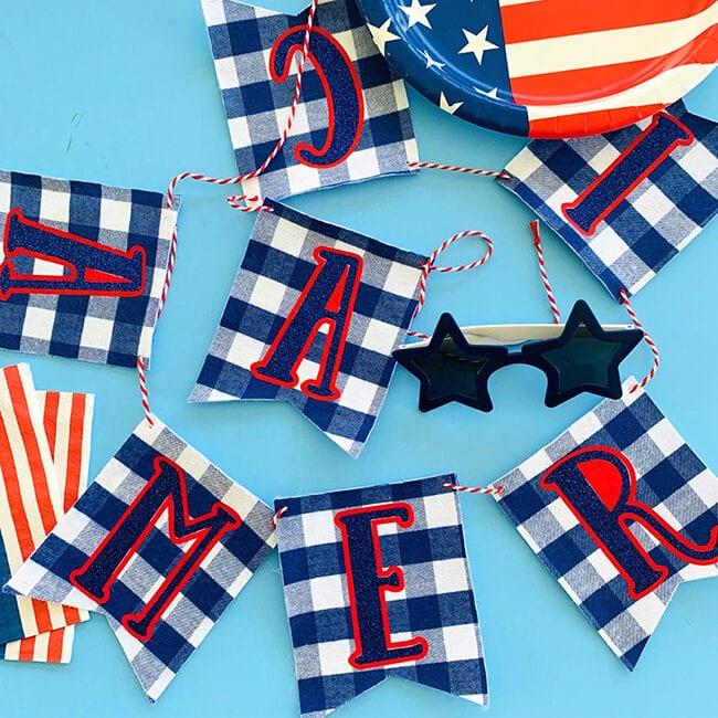 Patriotic Cut File