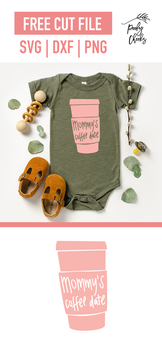 Mommy's Coffee Date design