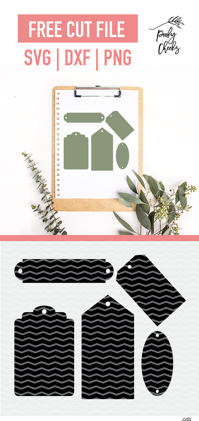 tag cut files - digital designs