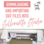 Downloading DXF Files into Silhouette Studio