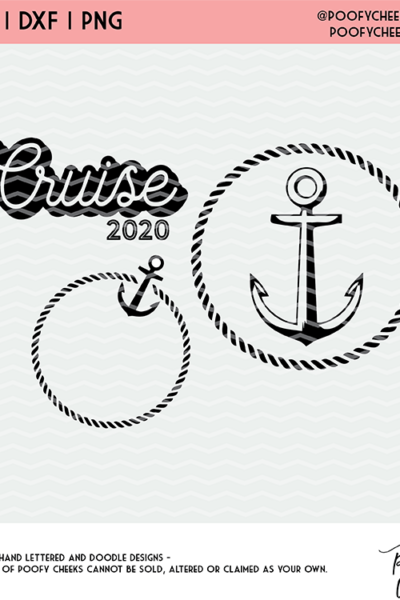 Cruise Cut Files – Cricut and Silhouette SVG, PNG, DXF