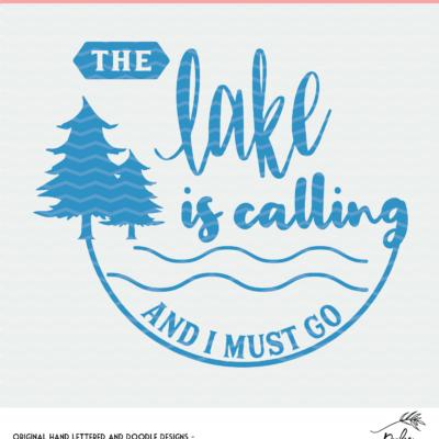 Lake Cut File - Digital Design
