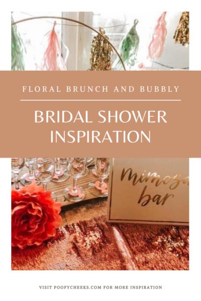 Floral Bridal Shower – Brunch and Bubbly Inspiration
