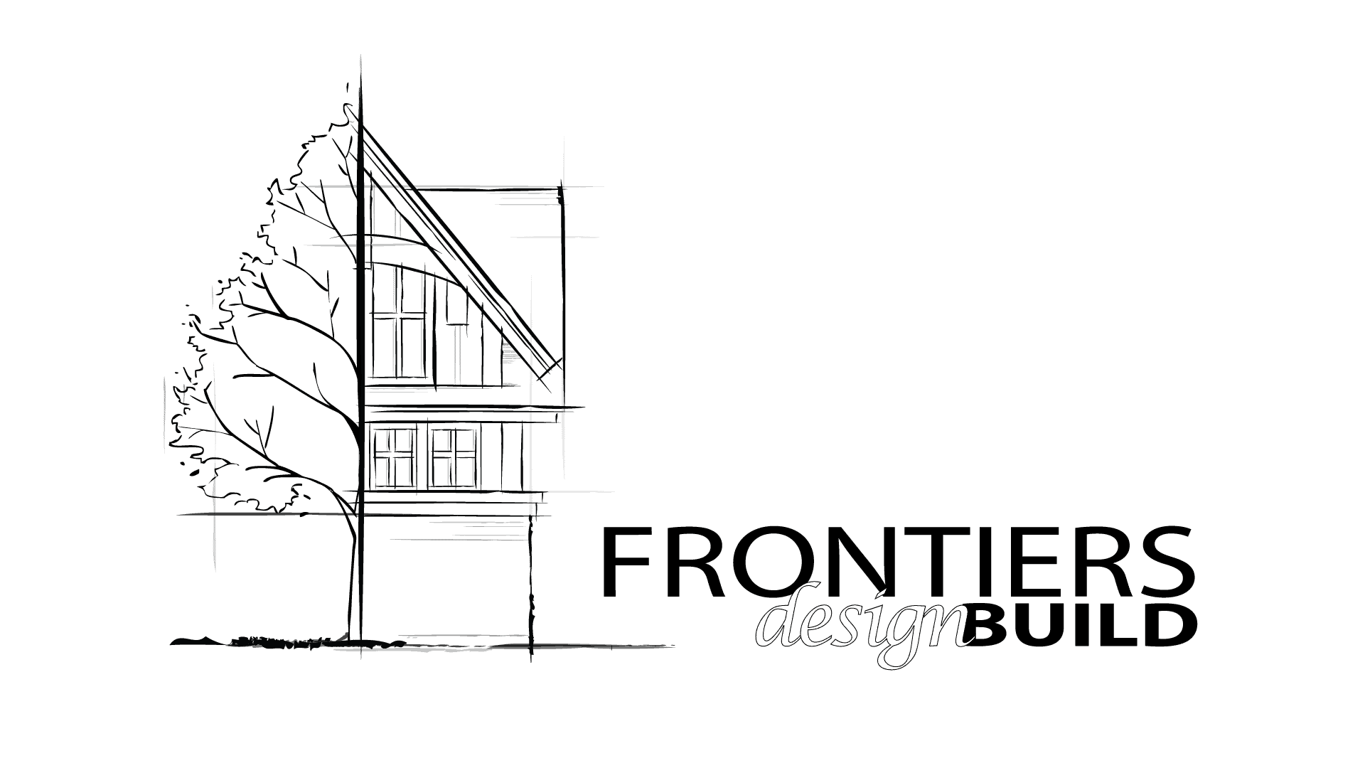 Frontiers Design & Build Logo