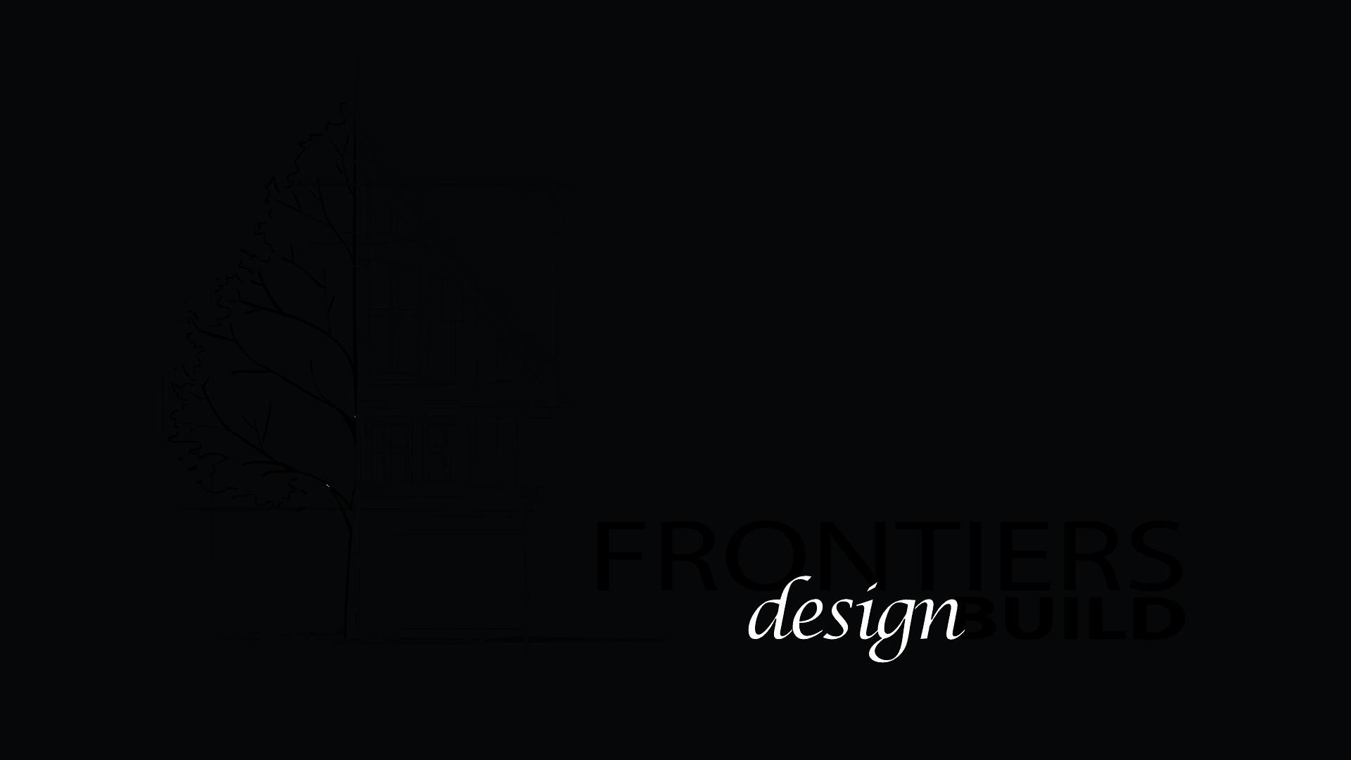 Frontiers Design & Build Logo