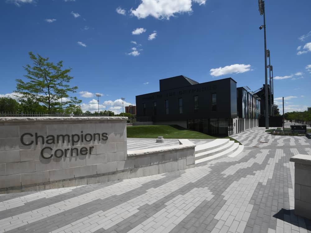 Champions Corner