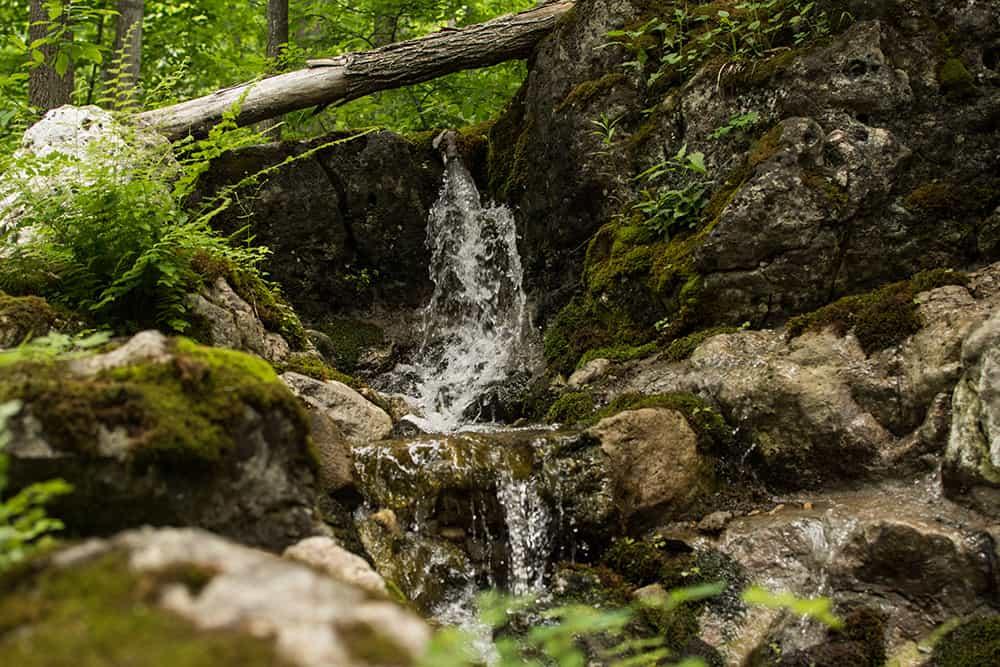 Escarpment Falls
