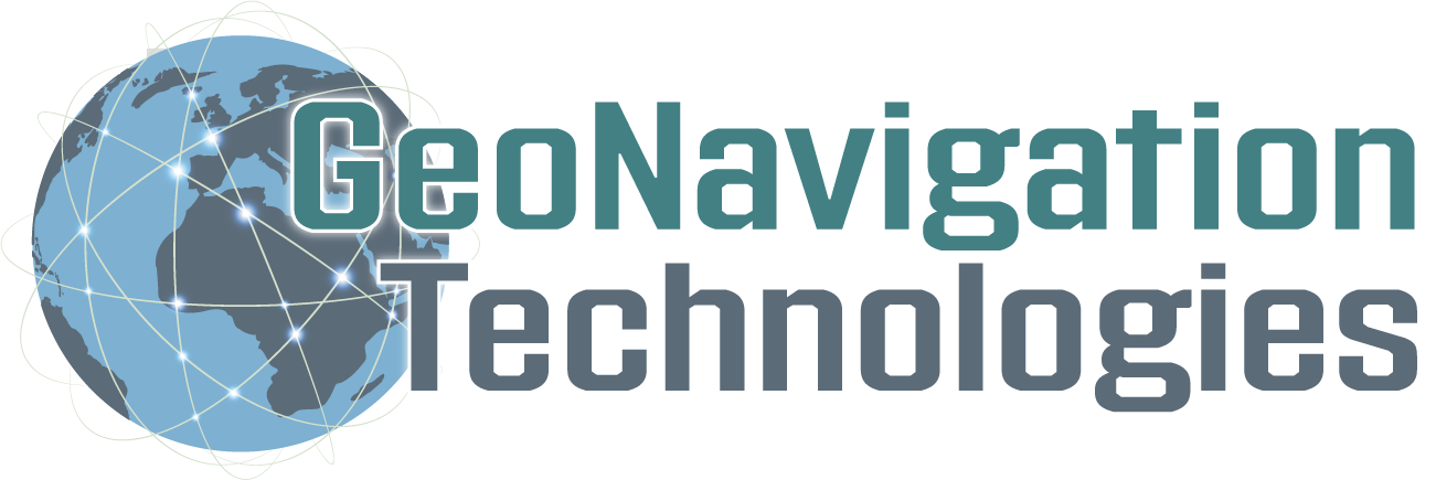 GeoNavigational Technologies