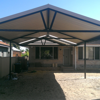 Willagee Carport