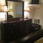 Unit 3 - Large Dresser and Mirror