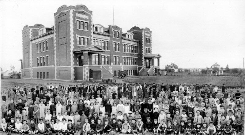 Sutherland School 1926