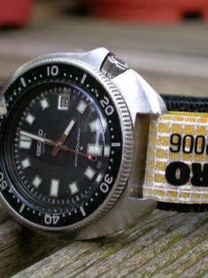 Volvo Ocean Race Kevlar Watch Band