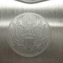 Marathon Bracelet Clasp U.S. Great Seal