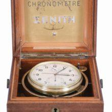 Zenith Marine Chronometer, Caliber 260