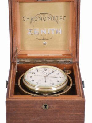 Zenith Marine Chronometer, Caliber 260