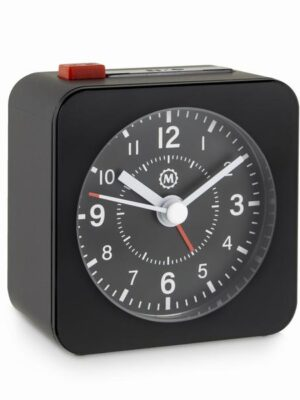Marathon mini alarm clock